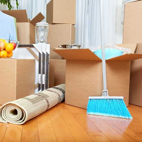 Move Out/ Move In Cleaning