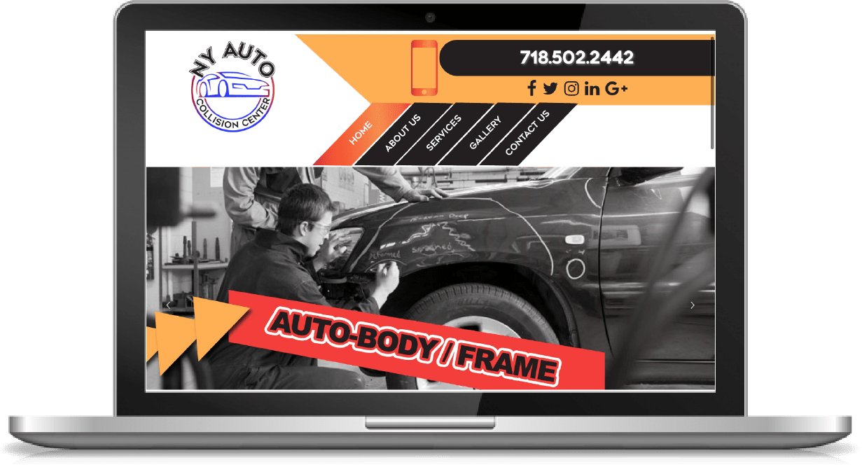 NY Auto Collision Center