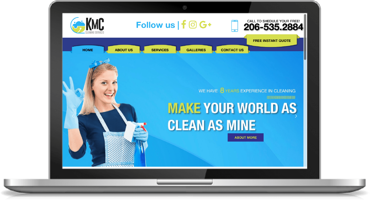KMC Cleaning Services