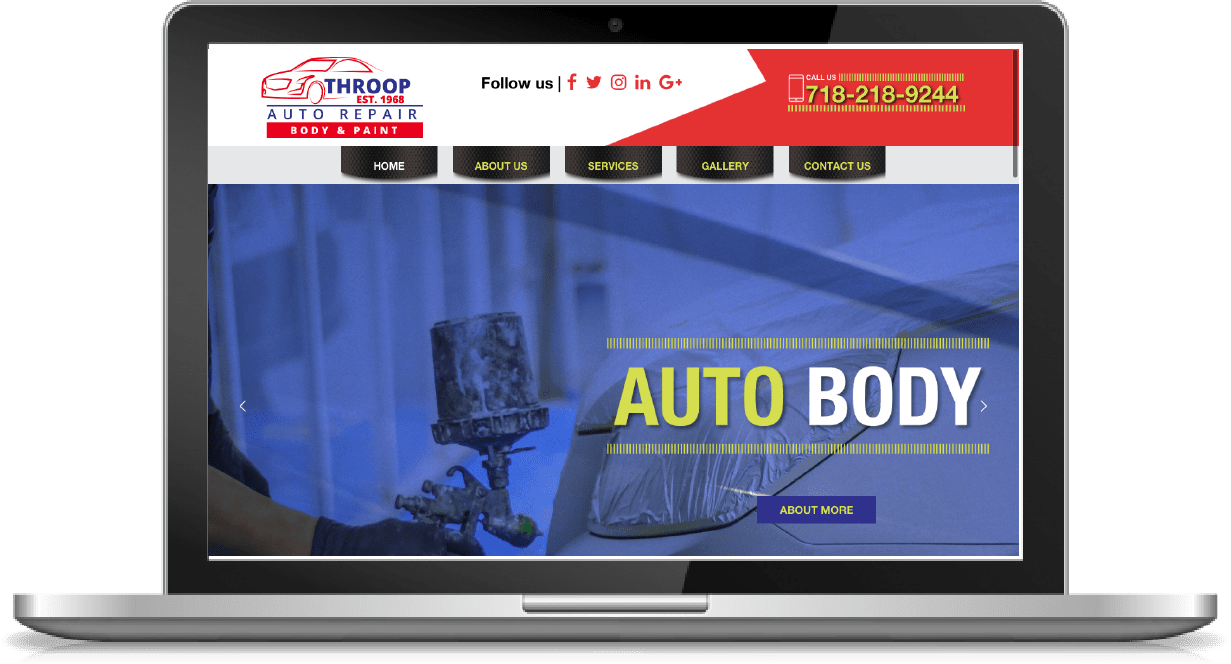Throop Auto Repair