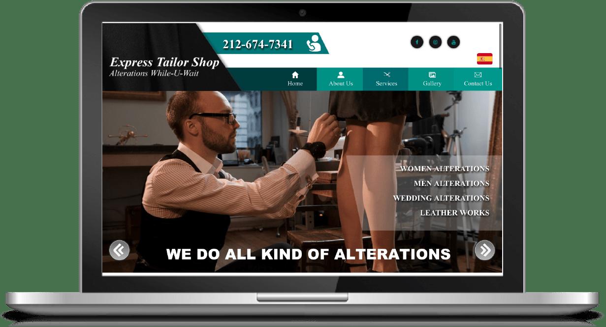 Express Tailor
